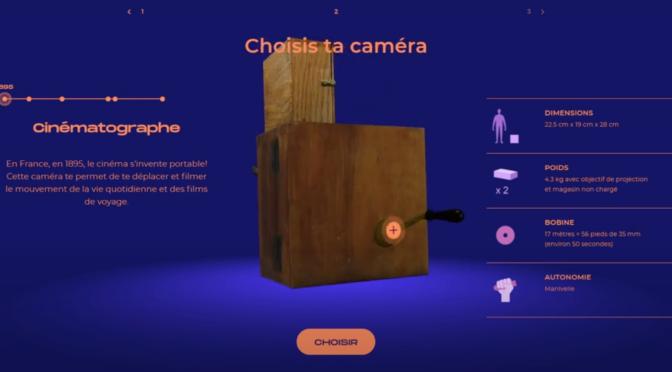 Ma caméra et moi – Exposition virtuelle